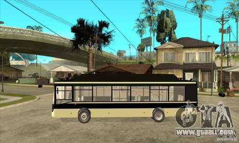LIAZ 5256 for GTA San Andreas left view