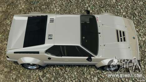 BMW M1 Procar for GTA 4 right view