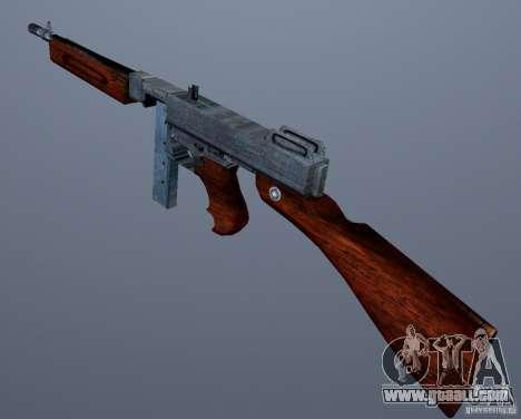 WW2 Era U.S. Weaponspack for GTA Vice City