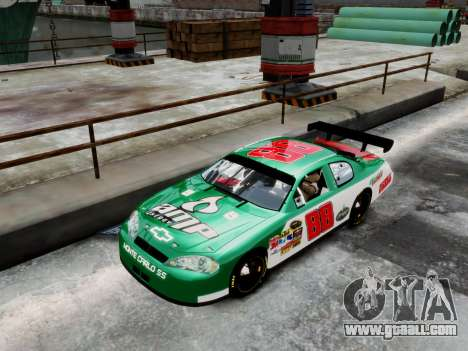 Chevrolet Monte Carlo SS 88 Nascar for GTA 4