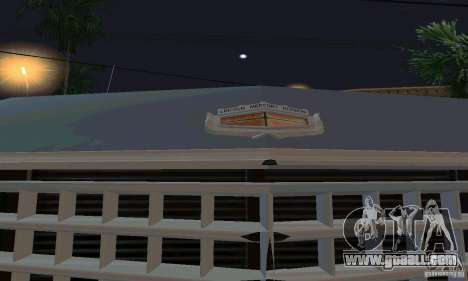 Mercury Monterey 1972 for GTA San Andreas right view