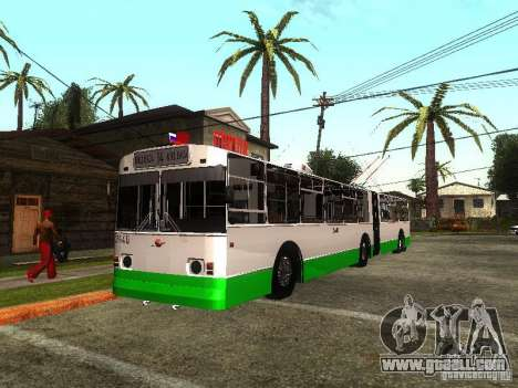 ZiU 683 for GTA San Andreas