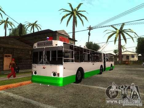 ZiU 683 for GTA San Andreas