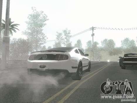 ENBSeries by Shake for GTA San Andreas seventh screenshot