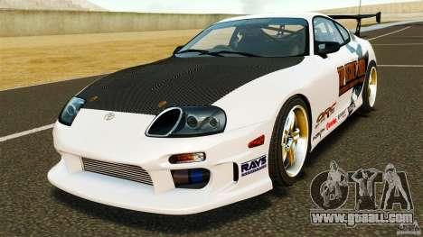 Toyota Supra Top Secret for GTA 4