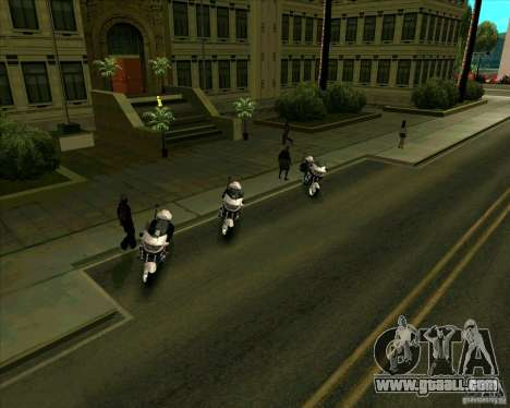 Priparkovanyj transport v 3.0-Final for GTA San Andreas fifth screenshot
