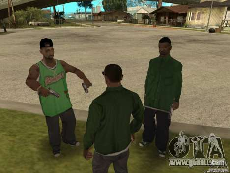 Two scripts for better protection for GTA San Andreas