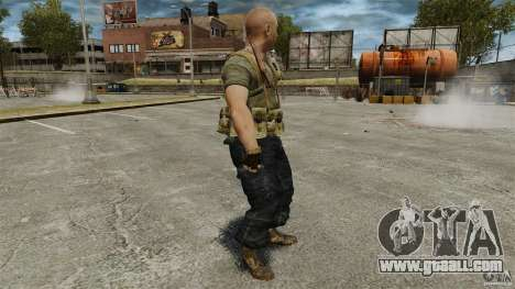Jason Hudson for GTA 4 second screenshot