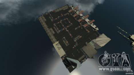 Tokyo Docks Drift for GTA 4 second screenshot