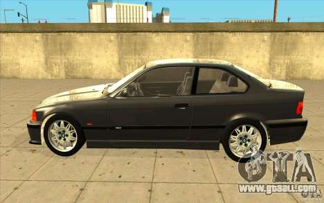 BMW E36 M3 - Stock for GTA San Andreas left view