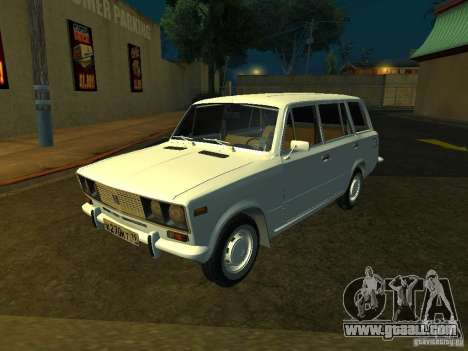 VAZ 2106 Touring for GTA San Andreas