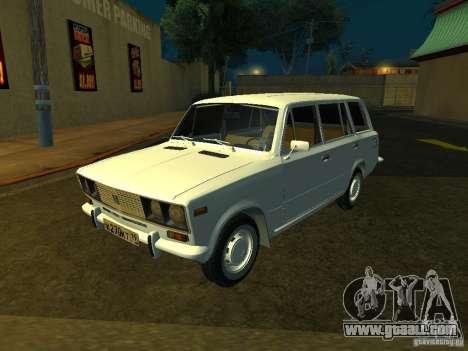 VAZ 2106 Touring for GTA San Andreas