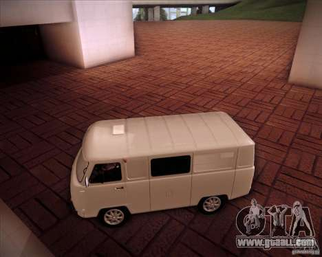 UAZ 37419-210 for GTA San Andreas left view