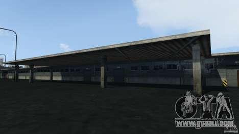 Tokyo Docks Drift for GTA 4 ninth screenshot