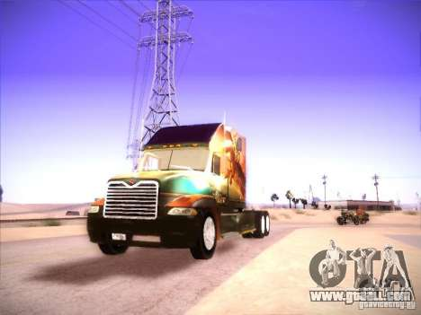 Mack Vision for GTA San Andreas