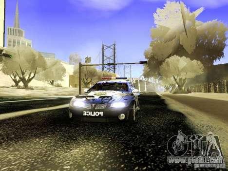 ENBSeries by Maksss@ for GTA San Andreas third screenshot