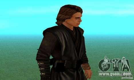 Anakin Skywalker for GTA San Andreas second screenshot