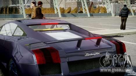 Lamborghini Gallardo Superleggera for GTA 4 wheels