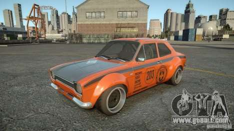 Ford Escort Mk1 for GTA 4