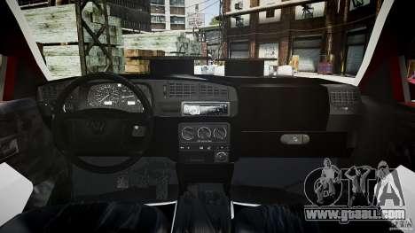 Volkswagen Golf MK3 GTI for GTA 4 right view