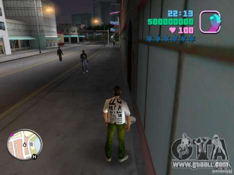 Pak new skins for GTA Vice City fifth screenshot