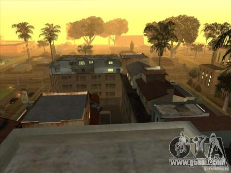 Map for Parkour and bmx for GTA San Andreas second screenshot