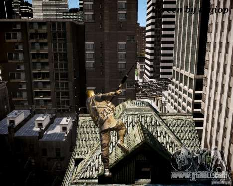 Modern Warfare 3 Soap Europe for GTA 4 forth screenshot