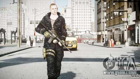 Jake Mueller for GTA 4