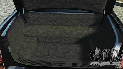 Lincoln Town Car 2006 v1.0 for GTA 4 upper view