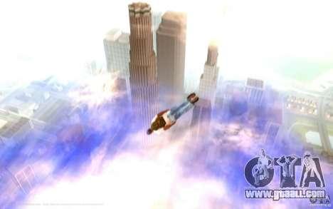 Zatyazhnoj pryzhok 2.0 + Long dive for GTA San Andreas