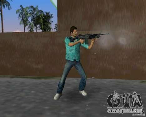 Pak from GTA 4 The Ballad of Gay Tony for GTA Vice City sixth screenshot
