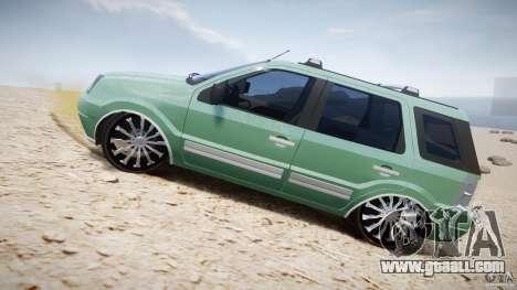 Ford EcoSport for GTA 4 interior