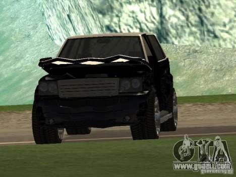 Huntley in GTA IV for GTA San Andreas inner view