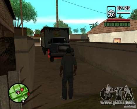 CJ-Loader for GTA San Andreas