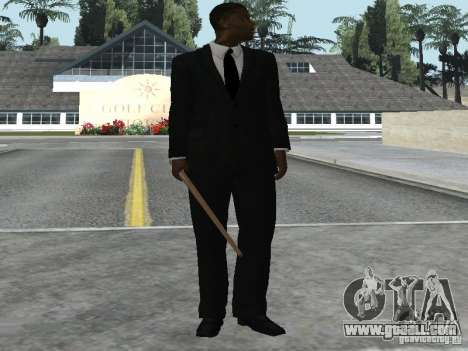 The Bodyguards for GTA San Andreas third screenshot