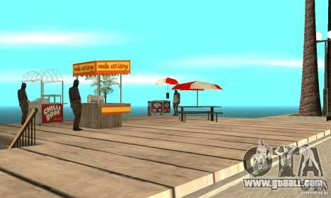 Dan Island v1.0 for GTA San Andreas third screenshot