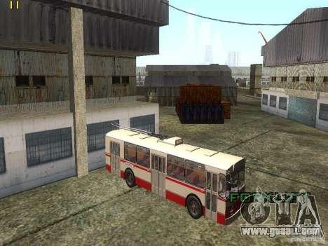 ZiU 682B for GTA San Andreas