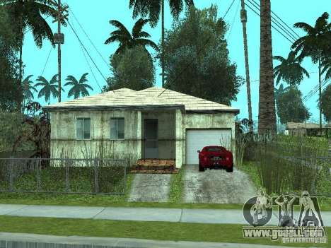 Mega Cars Mod for GTA San Andreas sixth screenshot