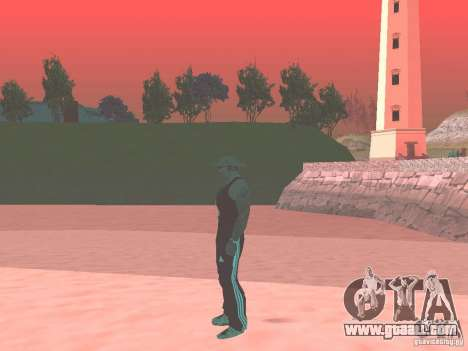 Choose any weather for GTA San Andreas fifth screenshot