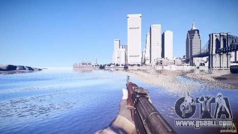 The new AK-47 for GTA 4 third screenshot