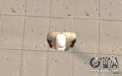 Cap honda for GTA San Andreas third screenshot