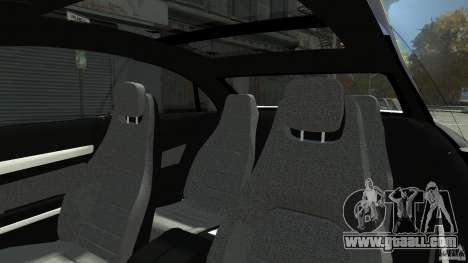 Mercedes-Benz E 500 Coupe V2 for GTA 4 bottom view