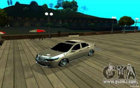 ENB for any computer for GTA San Andreas fifth screenshot