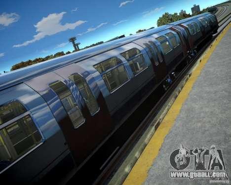 London Train for GTA 4 forth screenshot