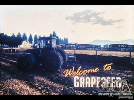 Videoskrinšoty of GTA V for GTA San Andreas third screenshot
