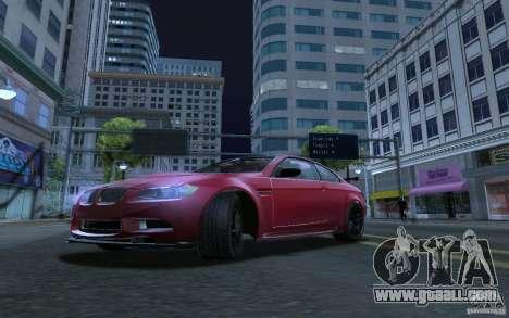 ENBSeries by RAZOR for GTA San Andreas second screenshot