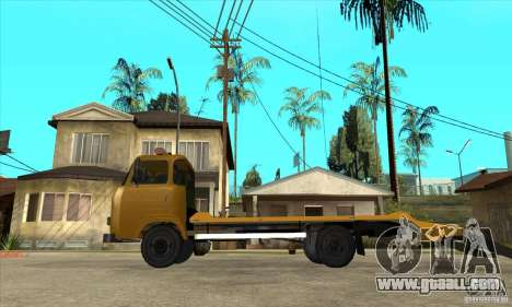 Avia A31 Tow Truck for GTA San Andreas left view