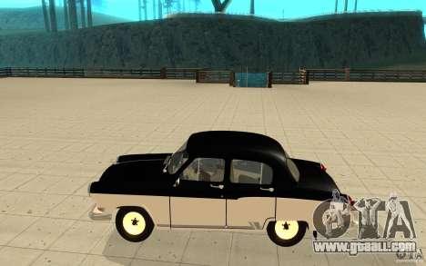 Black Lightning for GTA San Andreas second screenshot