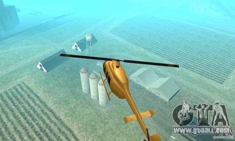 VIP TAXI for GTA San Andreas eighth screenshot