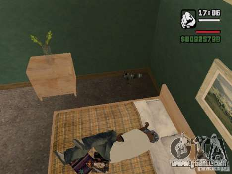 The realistic possibility of for GTA San Andreas